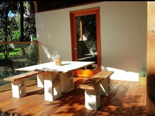 Cabin on epic Retreat property near Beaces, Kalani, Kahena, Kalapana Lava Flow