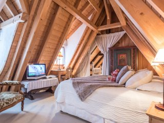 Luxury house on Alsace wine route - The DOVE's NEST *****
