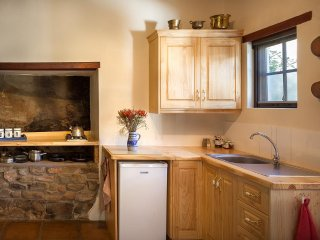 Kingfisher cottage, kitchen