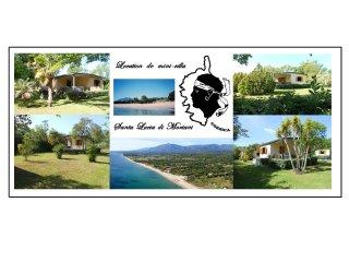 Mini villa pour 4 personnes ( Villa n°6 )