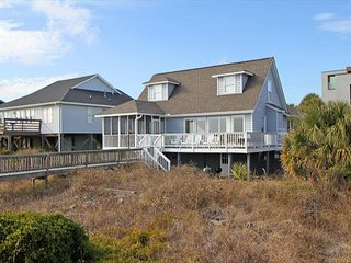 Blue Bayou - Traditional Oceanfront Home