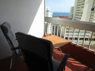 Studio with sea view and parking