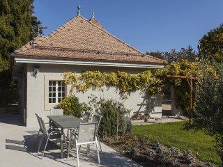 Maison avec jardin dans Genève