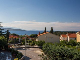 Apartment Krk - sea view
