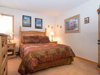 Ski Run Condominiums 203 - Walk to slopes, ski area views, spacious