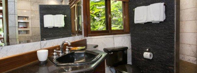 Villa Mot Mot - In Tulemar -Villa for Families with Views of the Ocean & monkeys