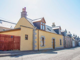 Failte-luxury self-catering cottage, Portknockie