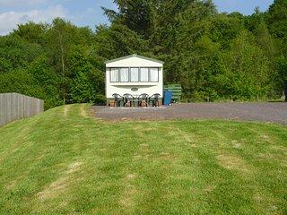 Kilchrenan Memorial Caravan 4 Bed-Rural & Relaxing