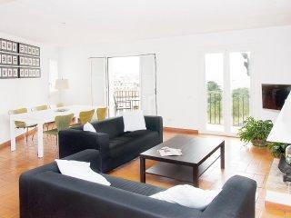 Tranquilo apartamento con vistas de Cadaques