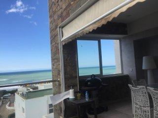 Appartement Tamaris - Dar Bouazza, Vue sur mer