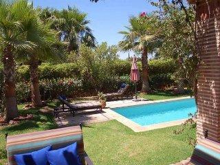 (31) Luxueuse villa de vacances, sans vis-a-vis