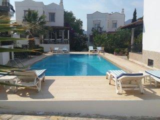 Bodrum Gümbet Luxury Apart With Swimming Pool # 334