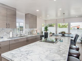 BRAND NEW La Jolla Home Blocks to Marine St. Beach