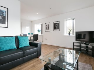 Luxury Garden Apartment in Didsbury