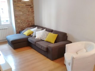 Apartment San Sebastian 8 places 5 min beach WIFI