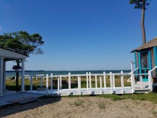 My Pan-O-Sea-A  on the Chesapeake Bay.