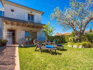 QUE BO - Chalet for 6 people in Port d'Alcudia