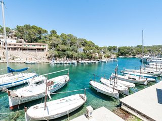 CALETA - Chalet for 4 people in Cala Figuera (Santanyi)