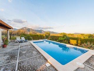 CAN GALLU  - Villa for 2 people in Moscari