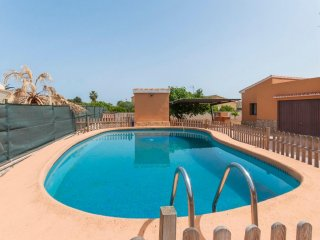 AIGUADELLUNA - Villa for 12 people in Els Poblets