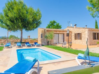 BANC D'OLI - Villa for 8 people in Manacor