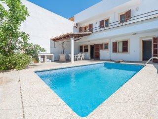 CABRERET - Villa for 9 people in COLONIA DE SANT PERE