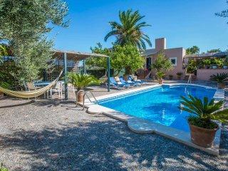 ES FITERS - Villa for 3 people in Llubi