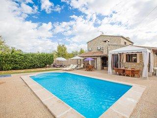 CAN ANTICH - Villa for 11 people in lloseta