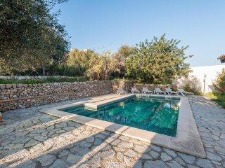 CA N'ABRINES - Villa for 6 people in lloseta