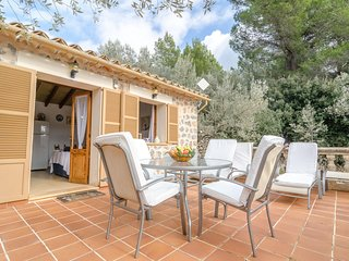 CAN TUMERRIS - Chalet for 6 people in fornalutx