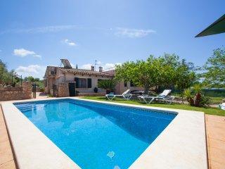 TAPARERA - Villa for 5 people in sineu
