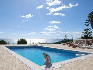 Villa Alex with a view to Ionian Sea!