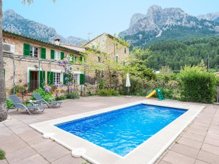 CA NA TIANA - Villa for 6 people in biniaraix