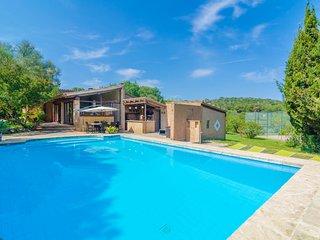 CIPRER DE SON CATIU - Villa for 5 people in Artà