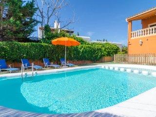 LLAMPUDOL - Villa for 8 people in SA COMA