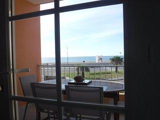 Front de mer 3 *** terrasse , Waterfront 3 *** Ter