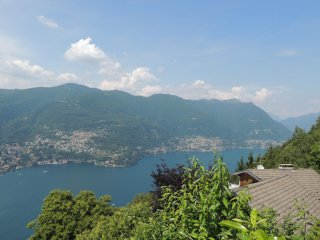 Peace and relaxation over Lake Como