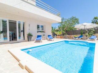 MUSICA - Villa for 7 people in Cala Santanyi