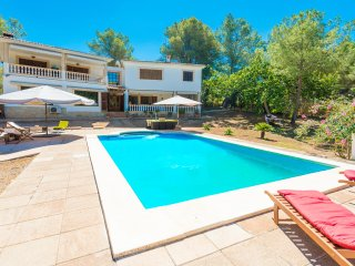 CAN MARQUES  - Villa for 7 people in S'aranjassa