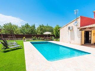 CORTIJO - Villa for 11 people in Lloseta