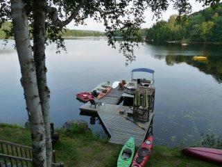 Raven Lake in Muskoka