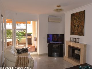 Puerto Banus Large Duplex 188 kvm, 3BE/4BA, east & west terrace Beach and Golf