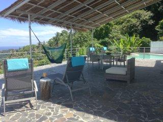 Villa Ana - view on Nang Yuan islands, private pool, large sun deck
