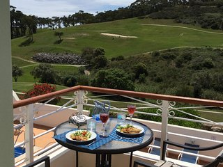 * £150 off week bookings 2/26 June* Villa with own pool and views of golf course