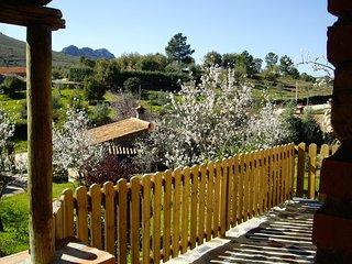 Casas Rurales Cabaña Poleo