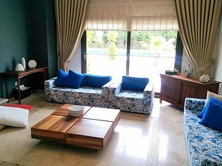 Bodrum Göltürkbükü Residance Villa With Swimming Pool Suited For 8 People # 297
