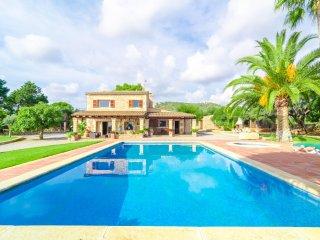 CAN BOSCO DOTZE - Villa for 12 people in Son Carrió