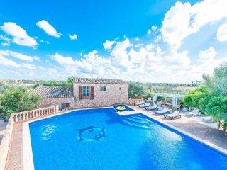 HORT DEN RITA - Villa for 12 people in Es Llombards