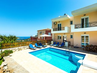 VILLA NIKOLAS WITH PRIVATE POOL AND SEAVIEW