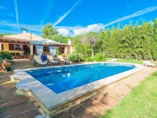 CAS CAPARROT - Villa for 6 people in Lloseta